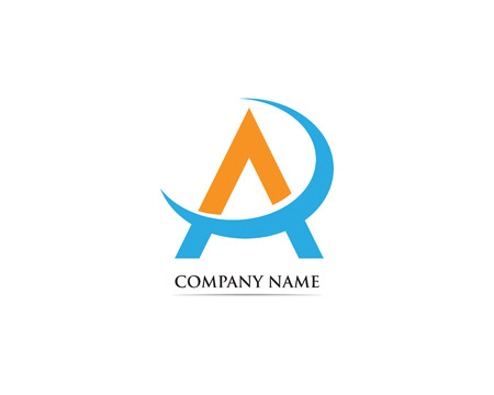 A Letter Logo Business Template Vector icon Logo