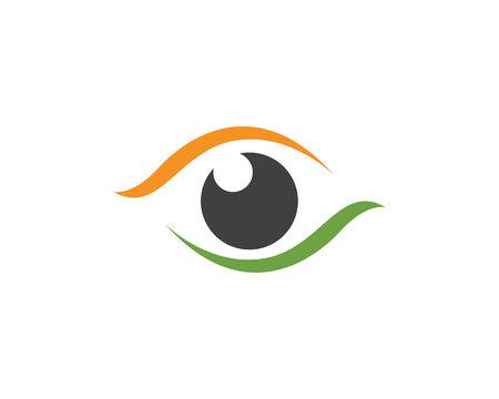 Eye care icon Ilustração