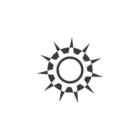 Gear Logo vector icon design