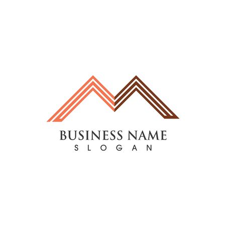Real Estate home stay Property and Construction Logo design Logo
