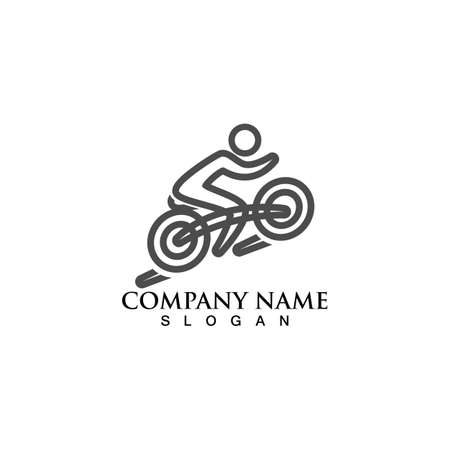 Bicycle. Bike icon vector. Cycling concept. Sign for bicycle