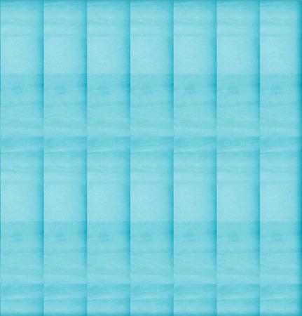 lineas verticales: fondo de la turquesa borrosa con l�neas verticales Foto de archivo