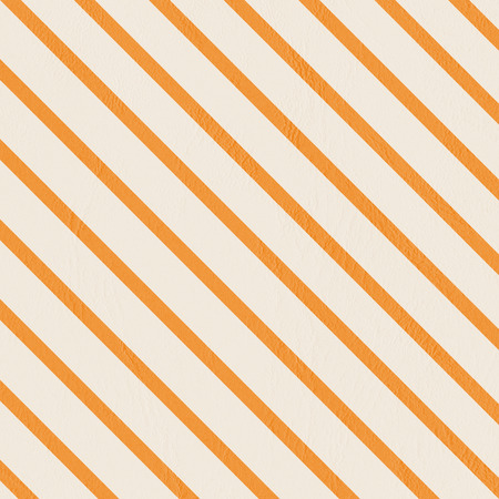 slanting: slanting orange stripes on a light background