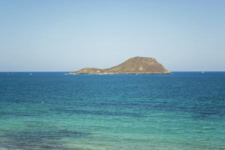 Grosa Island - La Manga del Mar Menor, Cabo de Palos, Cartagena and San Javier, Murcia, Spain, Europe