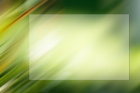 power point: presentation background cover - green