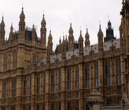 Parlament: Houses of Parlament in London