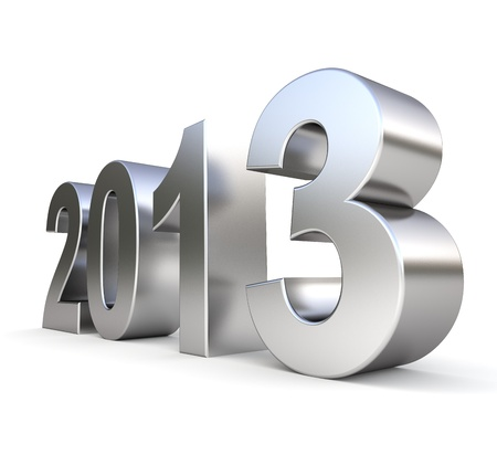 date night: 3d metal new year 2013
