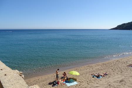 Strandmening van Catalonië, Costa Brava