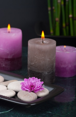 candles spa: Spa