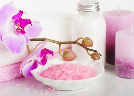 bath salt: Spa