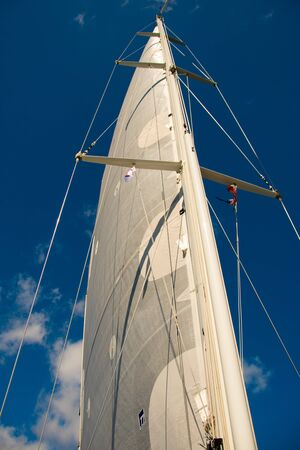Life is better with sails up