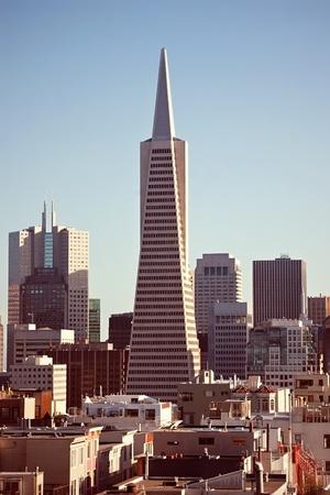 샌프란시스코: Architecture of San Francisco, view from high point
