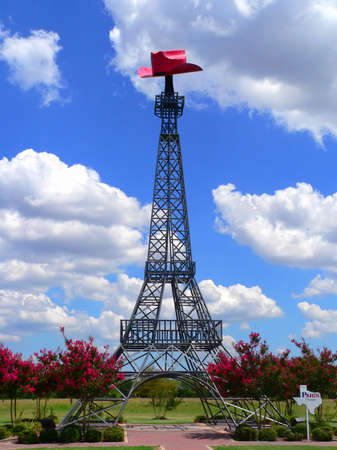 Eiffel Tower, Paris Texas