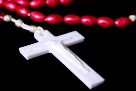 Rosary Stock Photo
