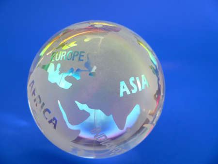 glob: Glass Glob