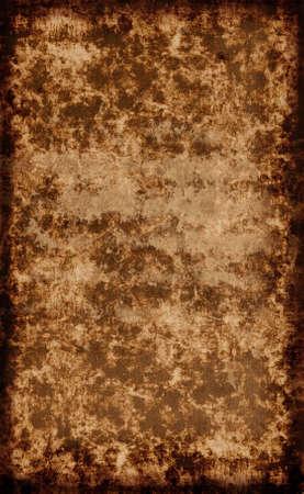 Vintage Grunge Style Background in Warm Tone