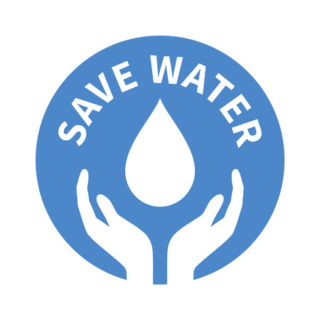 image size: Water conservation - save water - badge or seal flat icon     Image ID: 290042939     Copyright: Martial Red      Standard License     Enhanced License   Vector Scale to any size without loss of resolution.  JPEG Medium 1800x1800 6.0x6.0300dpi 192 KB Illustration