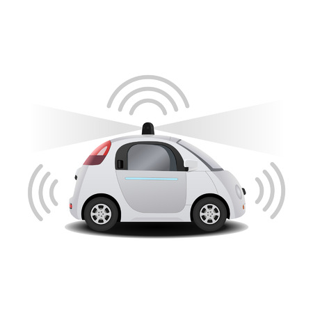 3D 렌더링 레이더와 자율자가 운전 무인 자동차