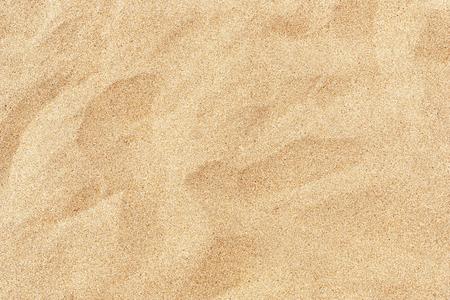 Plage de sable fin dans le soleil d'été Banque d'images