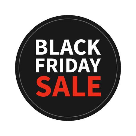 finestra: Sale sticker visualizzazione promozione Venerdì nero