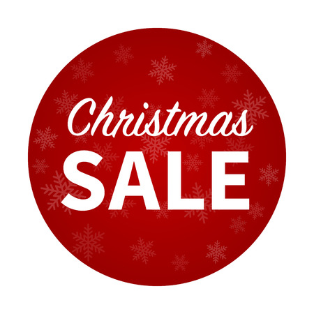 display: Christmas sale promotion hanging display poster  sticker