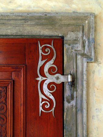 old doors Stock Photo - 2570815