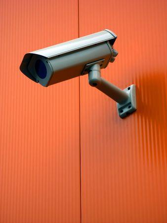 security cam Standard-Bild