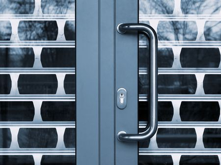 closed doors Stock Photo - 2917356