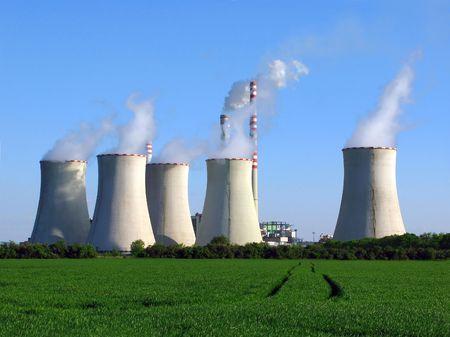 power plant Stock Photo - 3744858