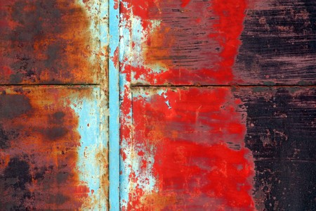 rusty background Stock Photo - 4559192