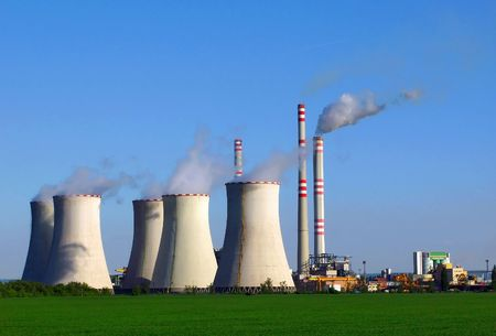 thermal energy: power plant