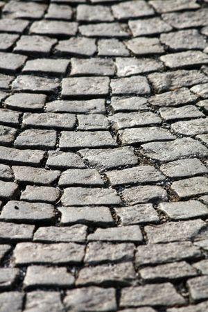 stone pavement Stock Photo - 4952596