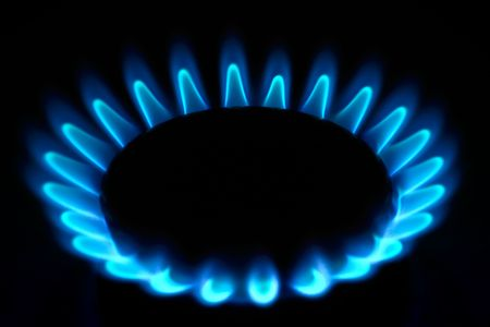 gas flame photo