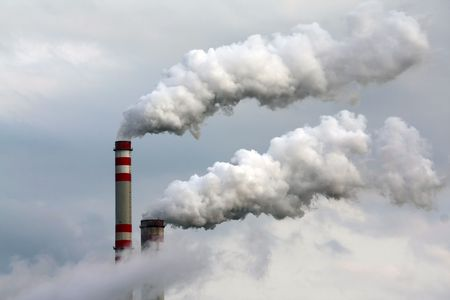 air pollution Stock Photo - 5455007