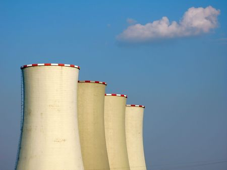 cooling towers photo