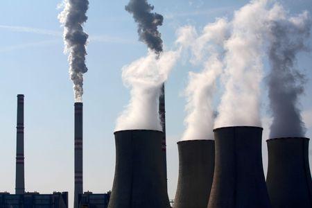 Kohle-Kraftwerk