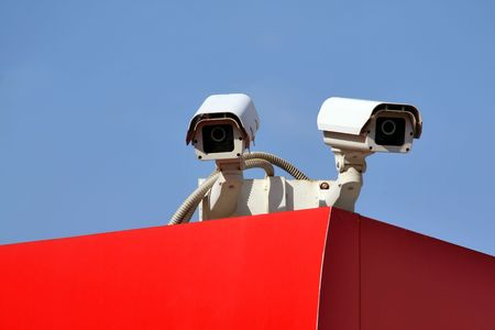 security camera Stock Photo - 5826418