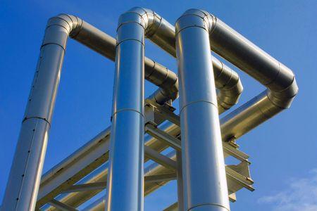 metallische pipeline