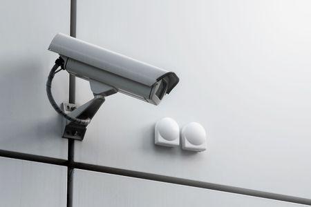 security camera Stock Photo - 5888993