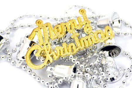 christmas sign Stock Photo - 6829627