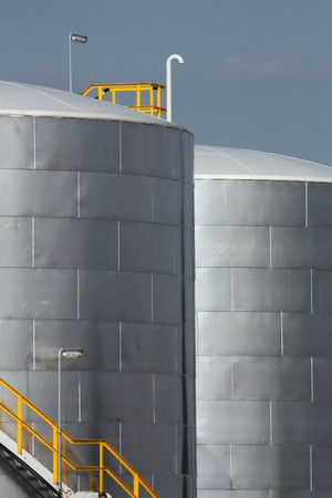 industrial tanks photo