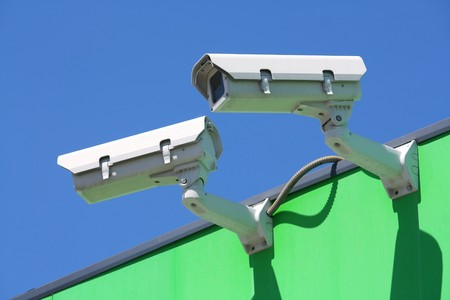 security cameras Stock Photo - 8024505