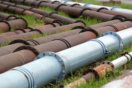 Pipeline Lizenzfreie Bilder