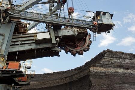 coal mining Stock Photo - 9086406