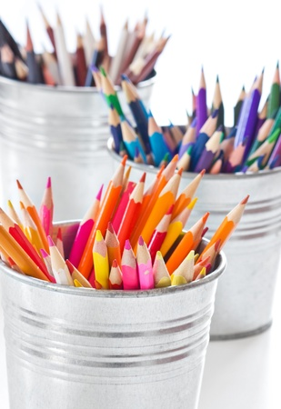 color pencils Stock Photo - 12964154