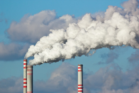 coal plant: air pollution