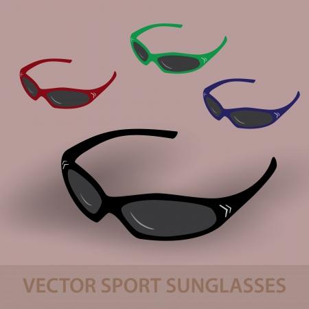 polarized: sport sunglasses