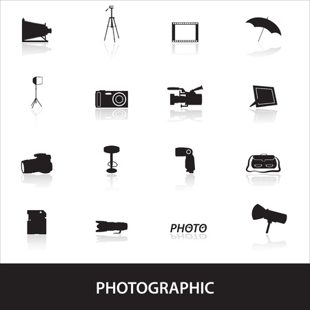 reflector: photographic icons