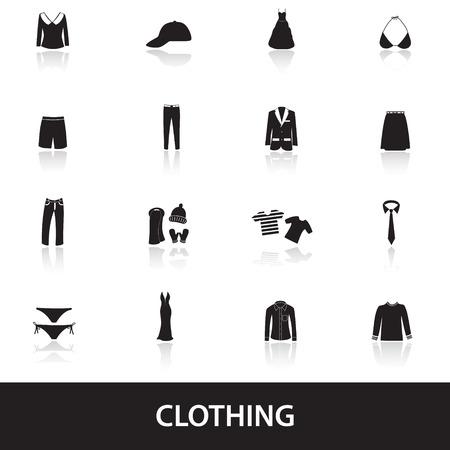 frock coat: clothing icons