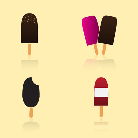 ice lolly types